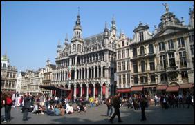 Trodnevna ekskurzija v Bruselj: 1. marec 2016