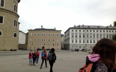 Učenci OŠ Domžale na ekskurzija v Salzburg