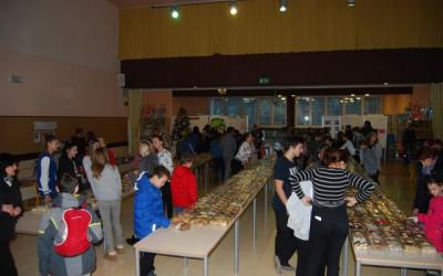 Tradicionalni bazar na OŠ Domžale