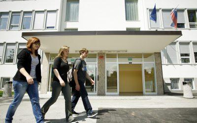 Tehniški dan 8. razreda v Srednji trgovski šoli Ljubljana