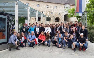 Erasmus+ teden: KALOS KAGATHOS
