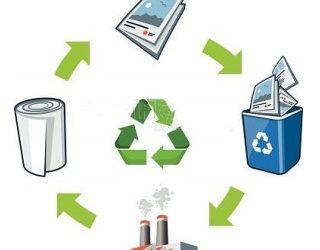 Povabilo k zbiranju odpadnega papirja